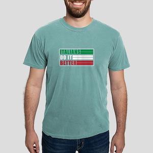 Italians Do It Better Italy Italia Soccer T-Shirt