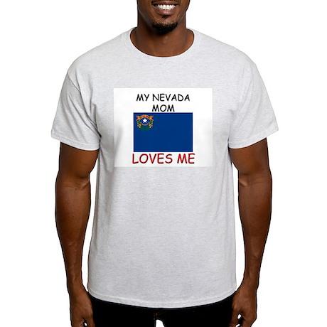 My North Carolina Mom Loves Me Light T-Shirt