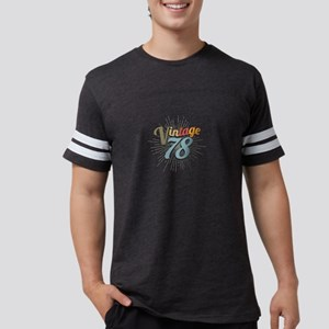 Awesome Vintage 78 1978 Or 78th Birthday T-Shirt