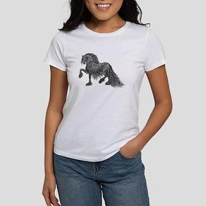 """""""Friesian Style"""" Women's T-Shirt"""