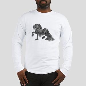 """Friesian Style"" Long Sleeve T-Shirt"