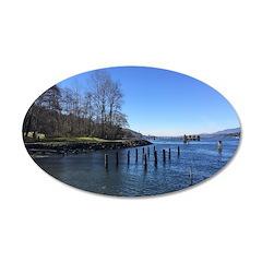 Barnet Marine Park Decal Wall Sticker