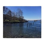 Barnet Marine Park Throw Blanket