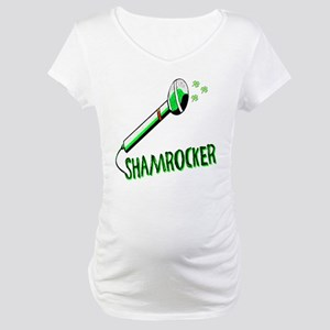 Shamrocker Maternity T-Shirt
