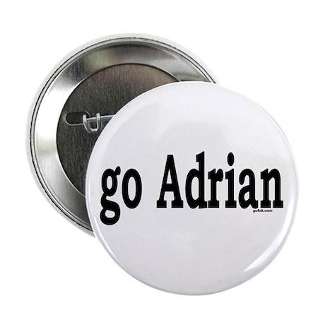"go Adrian 2.25"" Button (100 pack)"