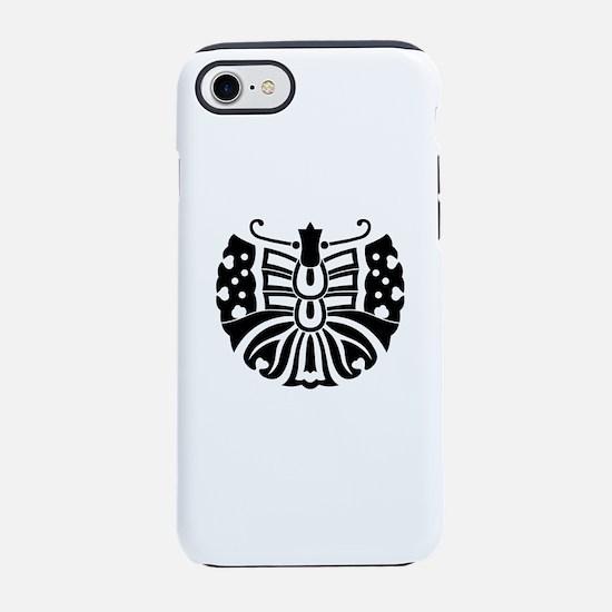 Genjij butterfly iPhone 7 Tough Case