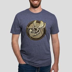 Wild Wasp Grunge Animal T-Shirt