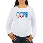 oops_shirt Long Sleeve T-Shirt
