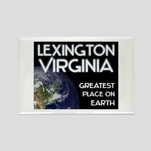 lexington virginia - greatest place on earth Recta