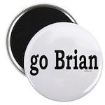 "go Brian 2.25"" Magnet (100 pack)"