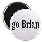 "go Brian 2.25"" Magnet (10 pack)"