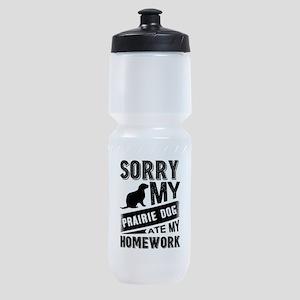 Prairie dog Sports Bottle