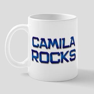 camila rocks Mug