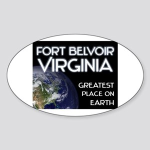fort belvoir virginia - greatest place on earth St
