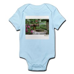 Bamboo Water Basin Infant Creeper