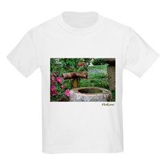 Bamboo Water Basin Kids T-Shirt