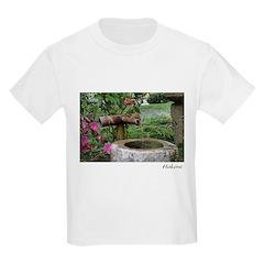 Bamboo Water Basin Kids T-Shirt