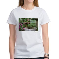 Bamboo Water Basin Women's T-Shirt