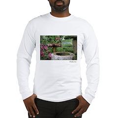 Bamboo Water Basin Long Sleeve T-Shirt