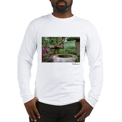 Bamboo Water Basin Long Sleeve T-Shirt