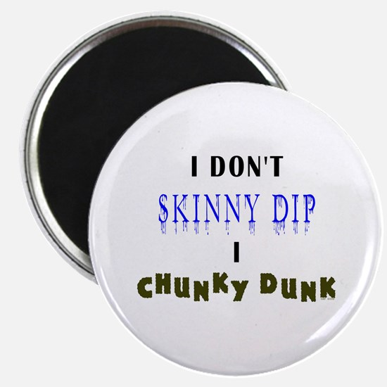 Chunky Dunker Magnet