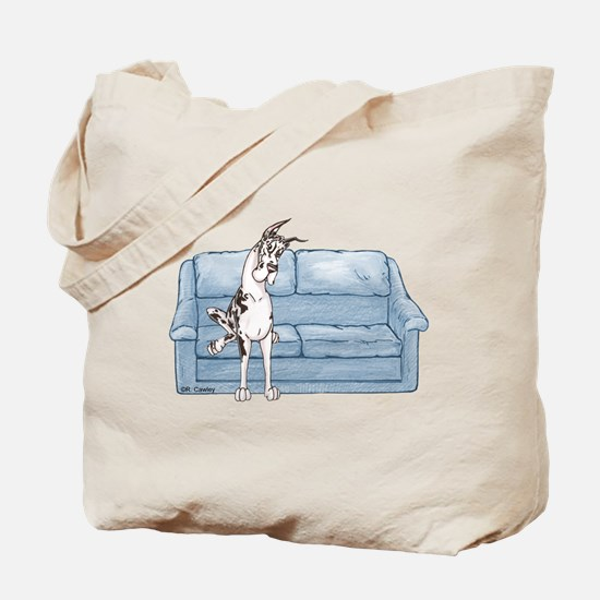 CH Couch Sit Tote Bag