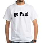 go Paul White T-Shirt