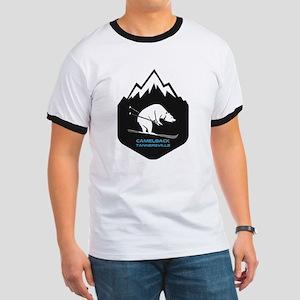Camelback Ski Area - Tannersville - Pen T-Shirt
