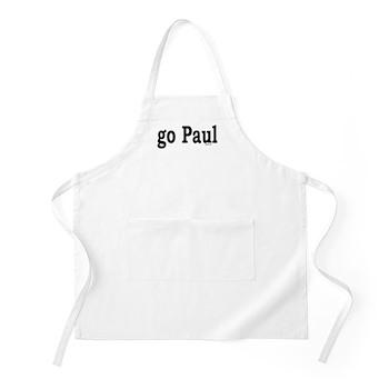 go Paul BBQ Apron