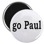 go Paul Magnet