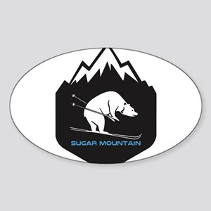 Sugar Mountain - Sugar Mountain - North Sticker