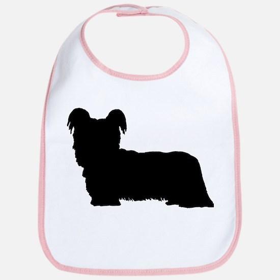 Skye Terrier Bib