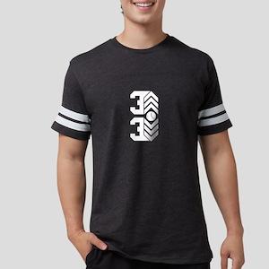 3 Up 3 Down T-Shirt