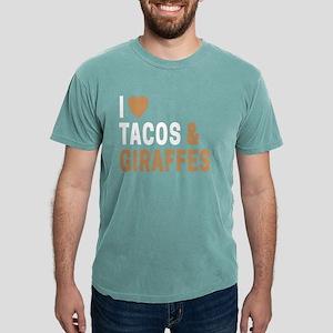 I Love Giraffes And Tacos T-Shirt