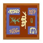 Artsy Tiles Tile Coaster