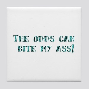 The Odds Tile Coaster