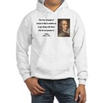 Voltaire 14 Hooded Sweatshirt