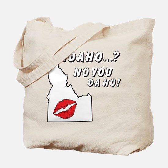 Cute Potatos Tote Bag
