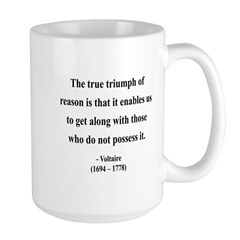 Voltaire 14 Large Mug