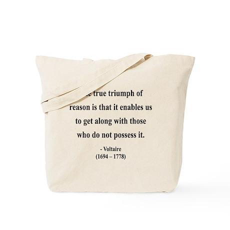 Voltaire 14 Tote Bag