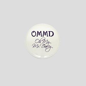 OMMD Oh My Mr Darcy! Mini Button