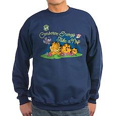 Conserve Energy Sweatshirt (dark)