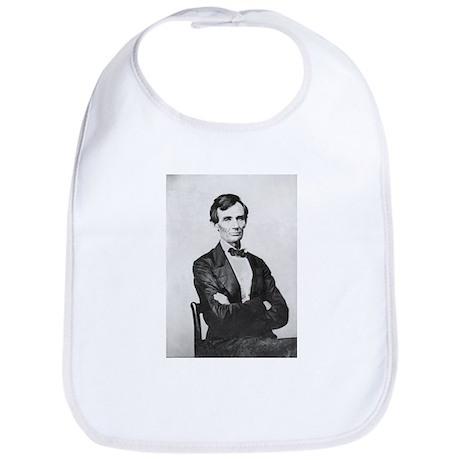 Candidate Abraham Lincoln Bib
