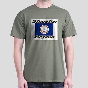 Staunton virginia Dark T-Shirt