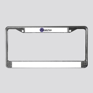 Scrapping Frenzy License Plate Frame