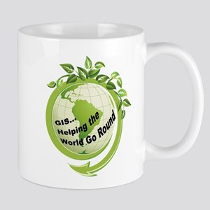World Round Clear Mugs