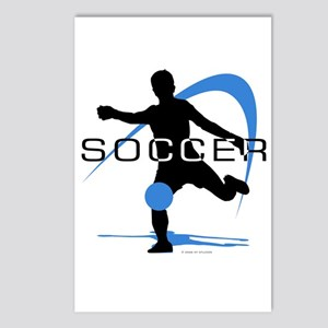 Soccer Postcards (Package of 8)