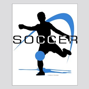 Soccer Small Poster