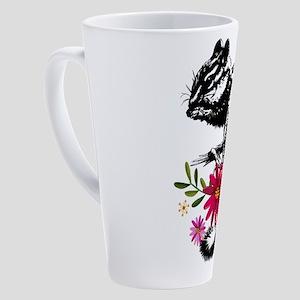 Chipmunk 17 oz Latte Mug