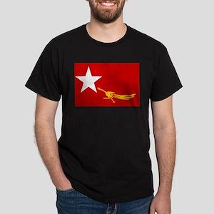 Free Burma Coalition Dark T-Shirt